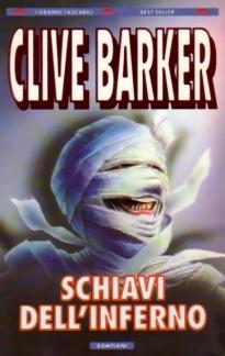 controletture halloween2016 consigli libri clive barker Schiavi dell'inferno